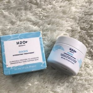H20 beauty oasis hydrating treatment